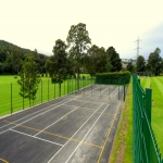 Tarmacadam Multi Use Games Area in Ardstraw 9
