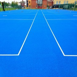 Macadam Tennis Courts in Airntully 10