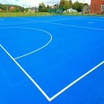 Tarmacadam Multi Use Games Area in Ardley 7