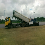 Tarmacadam Surface Contractors in Tiers Cross 2