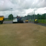 Tarmacadam Multi Use Games Area in Dunnikier 1